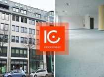 Helle 284 m² große Bürofläche