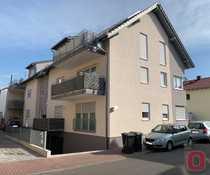 Neuwertige 3-ZKB-Wohnung mit Terrasse und