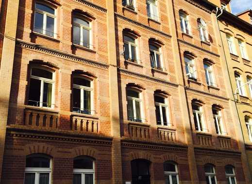 Gemütliche 2 Raum-Wohnung im Dachgeschoß - Erfurt