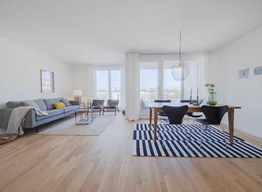 + 3-Zimmer-Wohnung zum Wohlfühlen + Loggia + Dachgarten + U-Bahn zu Fuß erreichbar +