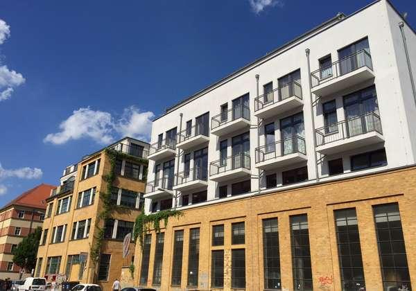 Helle Dachgeschosswohnung und großzügiger Dachterrasse - Entspannung in der Stadt!