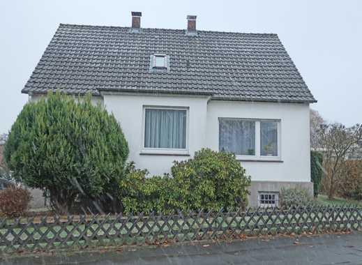 Möbliertes Ferienhaus in Bad Oeynhausen-Süd