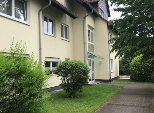 Gut geschnittene 3-Zimmer-Wohnung mit Balkon