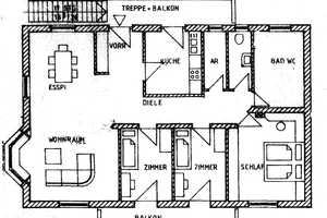 4 Zimmer Wohnung in Starnberg (Kreis)