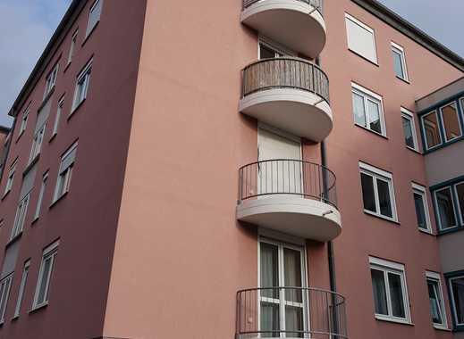 Appartement mit Balkon und Einbauküche in Nürnberg / Großreuth h d Veste
