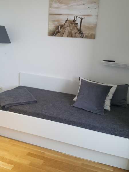 Neuwertige 1-Zimmer-Wohnung in der Willy-Brandt-Allee 14, München Riem in Riem