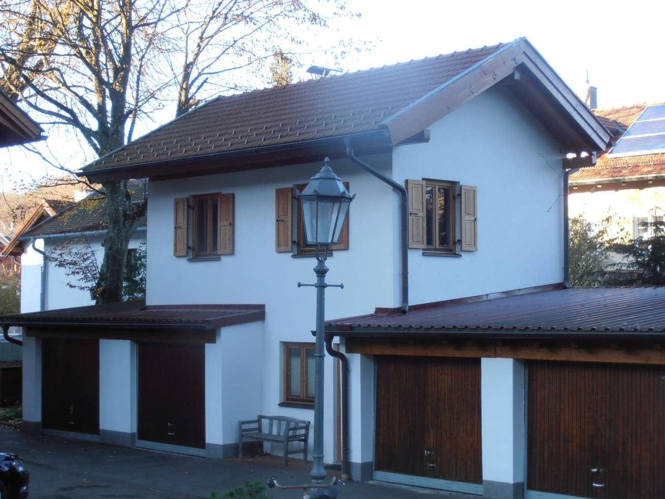 ***STA-Zentrumsnähe***Appartement im eigenen Haus in Starnberg (Starnberg)