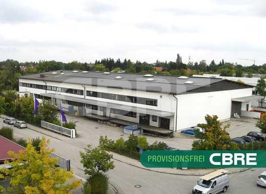 PROVISIONSFREI im Alleinauftrag - 4.800 m² Produktions- / Lagerflächen