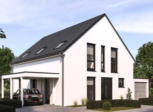 Inkl. Kauf- und Baunebenkosten! Neubau für die junge Familie auf ebenem Südgrundstück in toller Lage