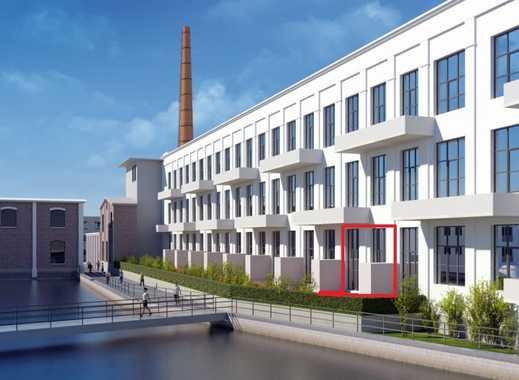 RESERVIERT: Erstbezug nach Sanierung mit EBK und Terrasse: 3-Zimmer-Loft-Wohnung in Forchheim