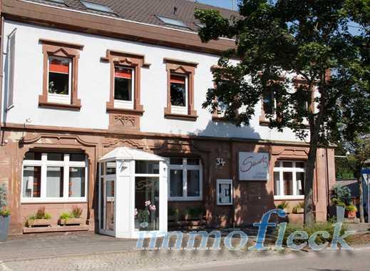 Gut eingeführtes, romantisches Restaurant mit 240 m² gr. Eigentumswohnung!!!