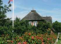 Reetdachhaus auf der