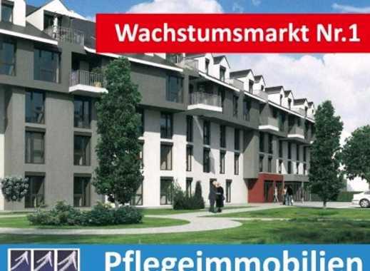 """""""Wachstumsmarkt Nr. 1 in Deutschland"""" Pflegeimmobilie - Rendite ab 4,5%"""
