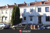 Bild Huckelriede / Reihenhaus mit 3 Wohneinheiten, Balkon und Garten