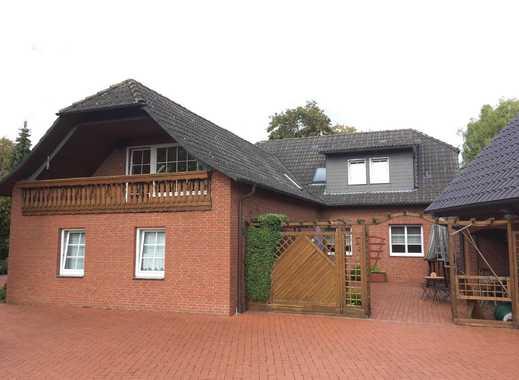 TOP-gepflegtes Ein- bis Zweifamilienhaus mit Nebengebäuden in Rahden-Tonnenheide!