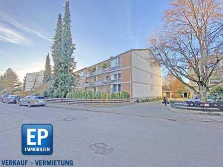 Großzügige 3,5-Zimmerwohnung mit zwei Balkonen und Einbauküche  in Krailling (Starnberg)