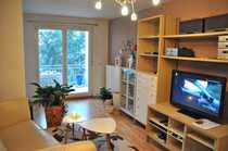 2 Raum-Wohnung mit Balkon sucht