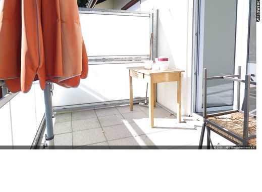 Geräumige 66 m², Sonnenbalkon, in zentraler Lage von Bonn Duisdorf