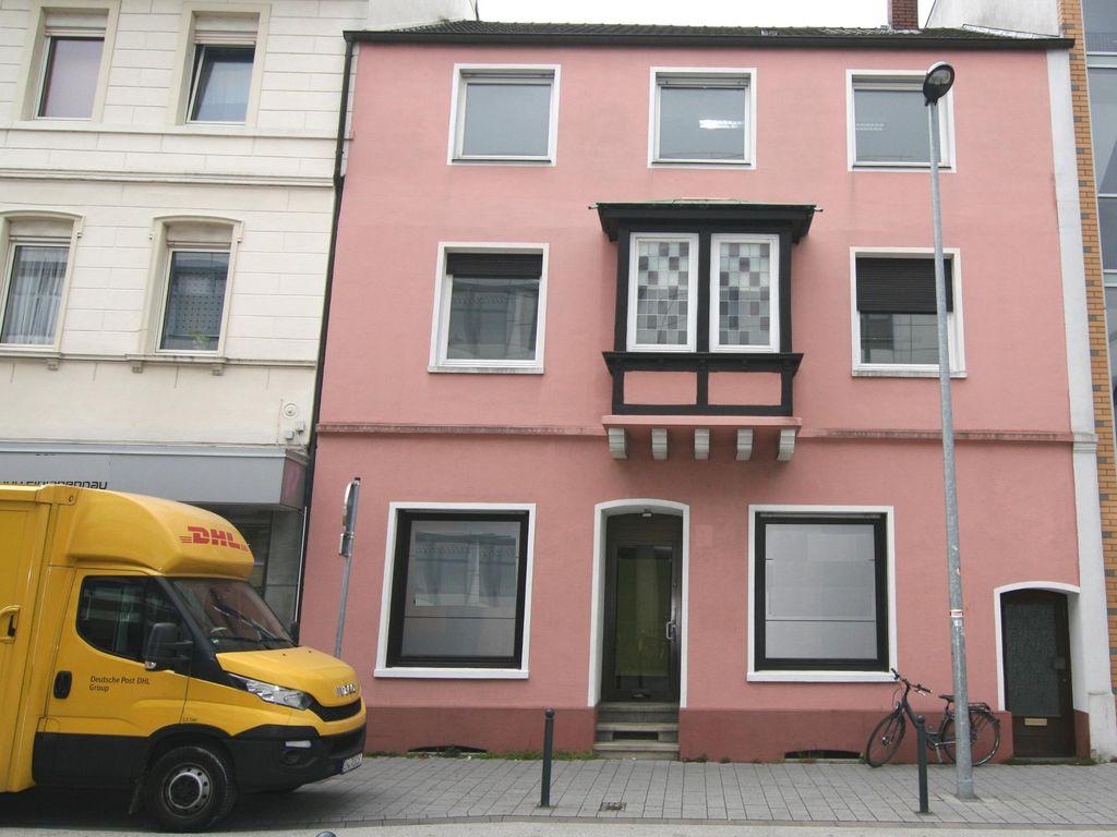 3 Zimmer Küche Bad | 3 Zimmer Kuche Bad Mit Balkon In Rheine Wfl Ca 91 55 M