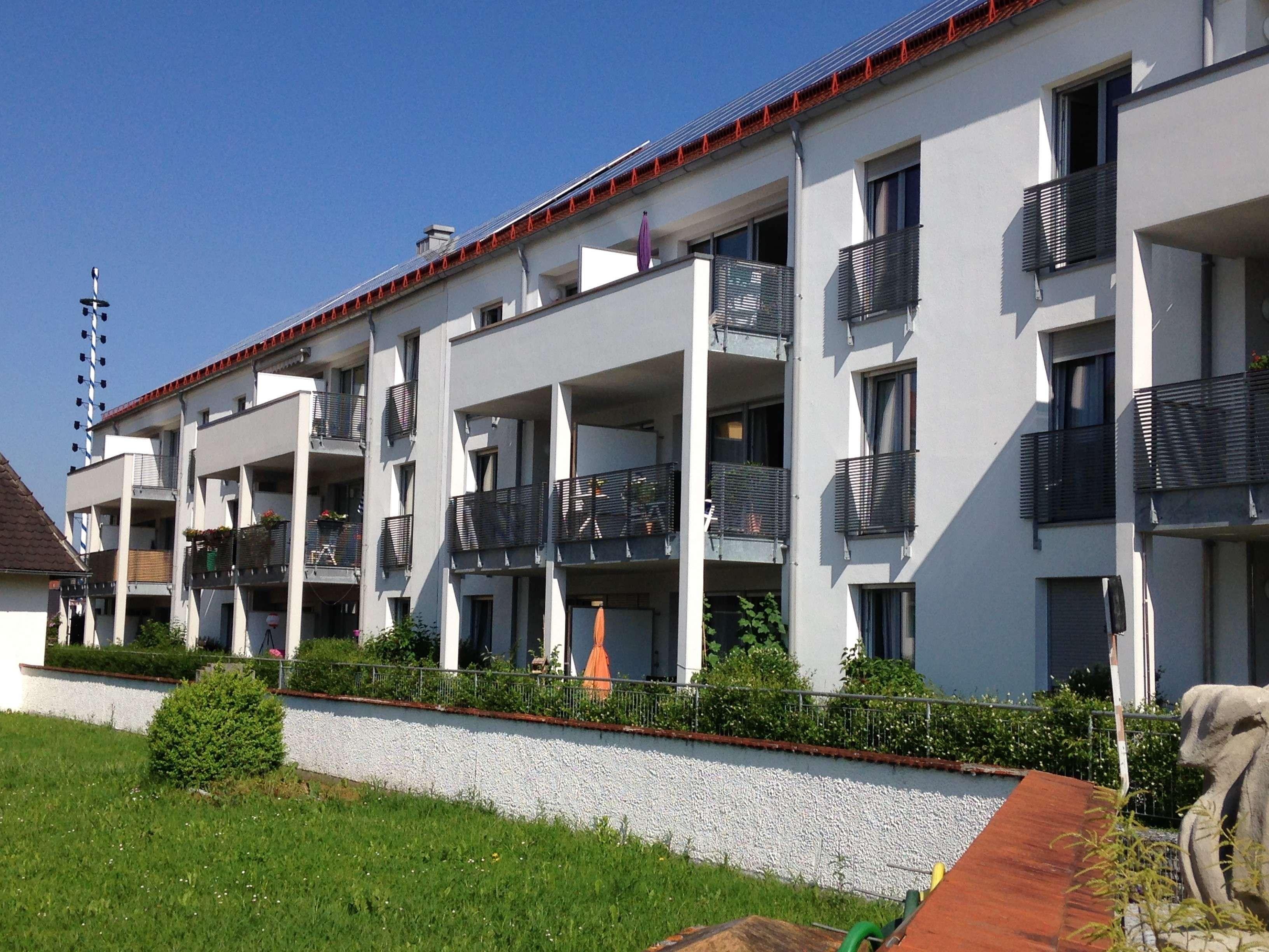 Furth b. Landshut . Betreutes Wohnen für Senioren . 3-Zimmer-Wohnung mit Terrasse . EOF Stufe III in Furth (Landshut)