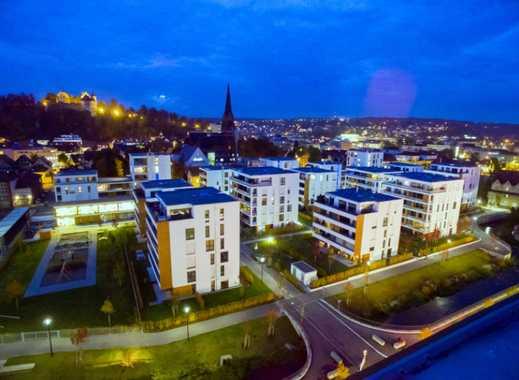 Neuwertige 4-Zimmer-Wohnung  City Quartiet Ploucquet - mitten in Heidenheim