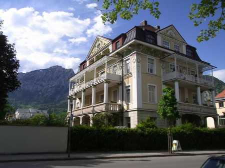 Großzügige und individuelle Luxuswohnung in uniker Jugendstilvilla in Zentrumslage in Bad Reichenhall