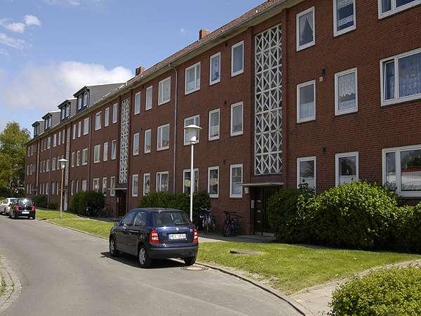 3 Zimmer Erdgeschosswohnung