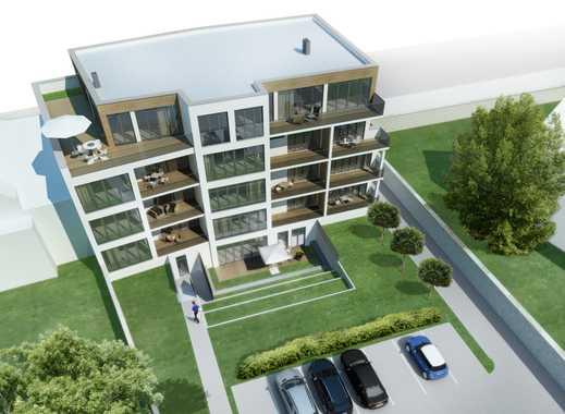 Erstbezug von barrierefreien 1 bis 3-(T)raumwohnungen mit Balkon