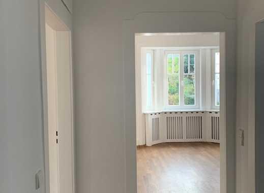 Sehr gepflegte 3,5-Zimmer-Wohnung mit Balkon
