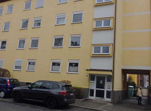 Erstbezug nach Sanierung mit Balkon:  3,5-Zimmer-Wohnung in Nürnberg  St.Johannis