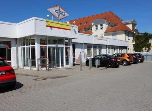 Verk.-Fläche in Leipzig-Engelsdorf, 70 Stpl., eigene Lieferzone, ideal für Discounter o.ä., MP VB