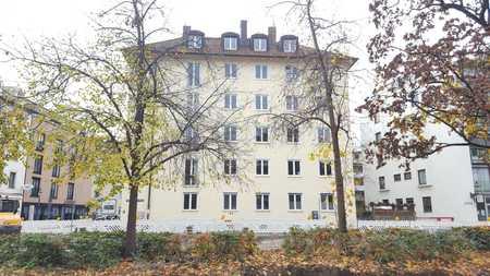 Schwabing, 3-Zi-Hausmeister-Whg.60qm zzgl. Hsmtr.lohn netto 450,-mtl. 8std Woche in Schwabing (München)