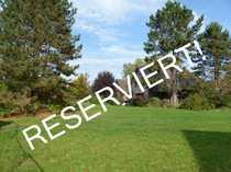 RESERVIERT Parkgrundstück im Wohngebiet Spascher