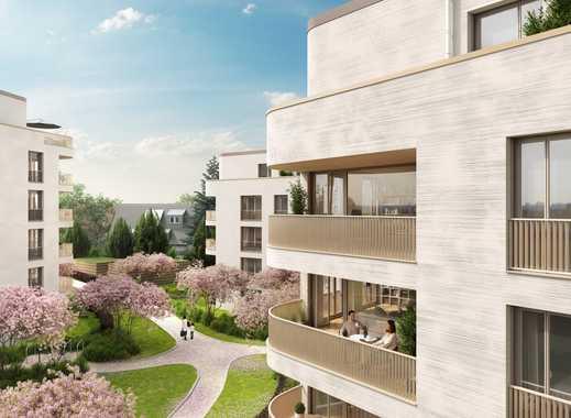 Erdgeschosswohnung mit Terrasse und Gartenanteil in Forchheim