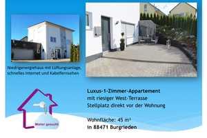 1 Zimmer Wohnung in Biberach (Kreis)