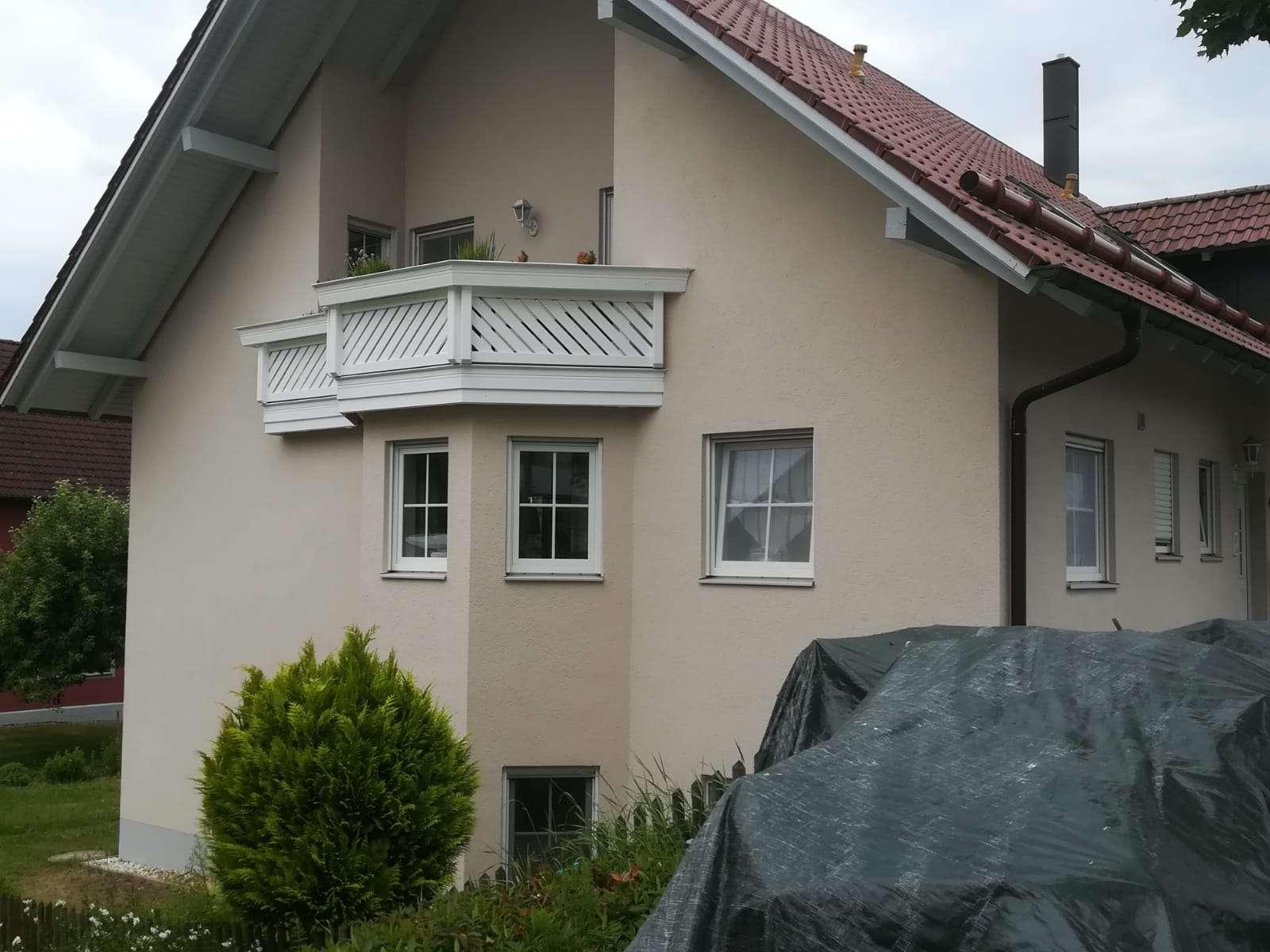 Gepflegte 3-Zimmer-Wohnung mit Terasse in einem 3 Familienhaus bei Bad Abbach in