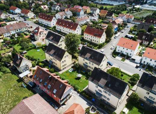Schöne Wohnanlage in zentrumsnaher Lage von Kitzingen mit signifikantem Wertsteigerungspotential