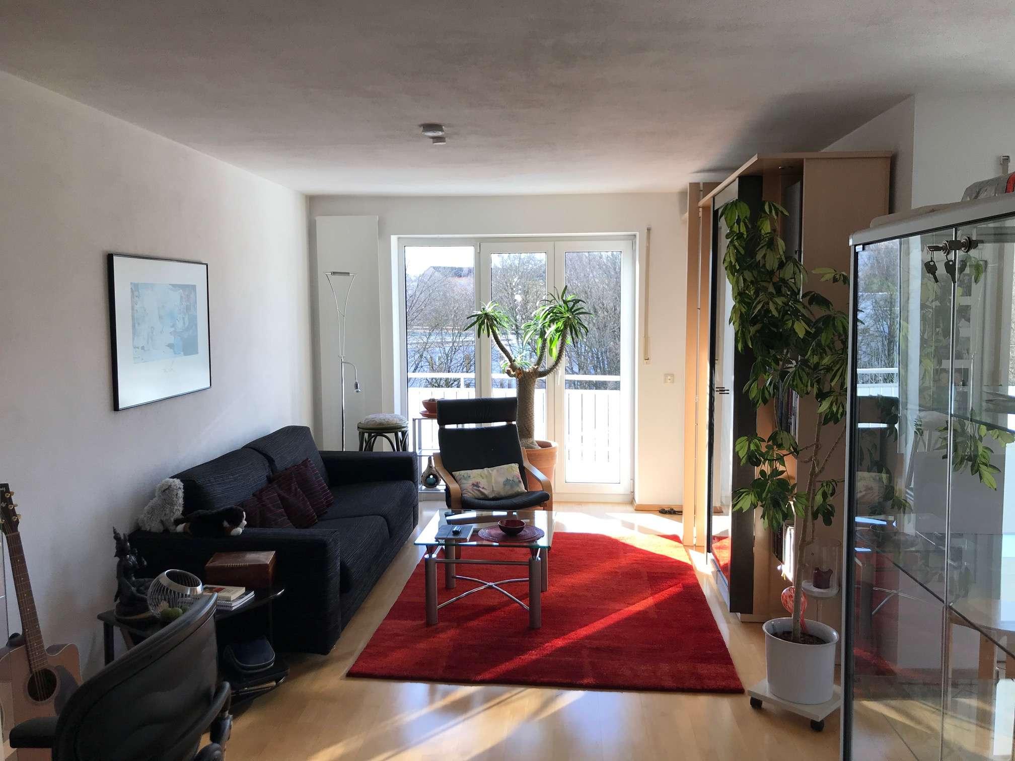 Stilvolle, neuwertige 2-Zimmer-Wohnung mit 2 Balkonen in Freising in Freising