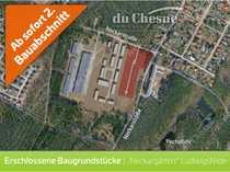 Ludwigsfelde NECKARGÄRTEN - 28 neue Baugrundstücke
