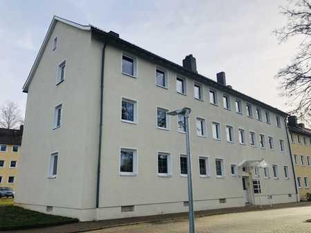 Erstbezug nach Sanierung ! Kleine Erdgeschosswohnung in Weidenberg ! in Weidenberg