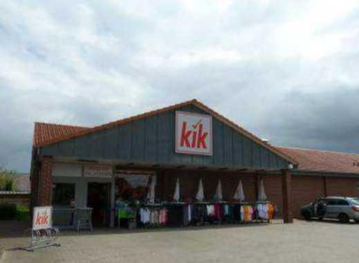 399 m² Fachmarktfläche neben Kik in Marne zu vermieten