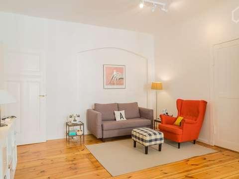 gemutliches zuhause dielenboden, modernes, gemütliches zuhause gegenüber vom viktoria-park, Design ideen