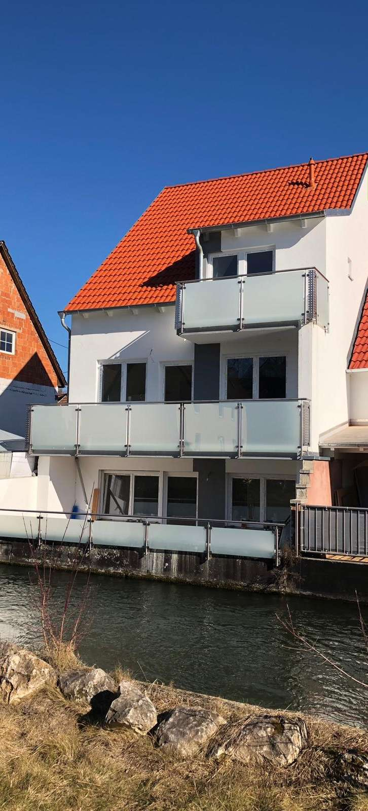 2 Wohnungen (1 als WG) in Burgau zu vermieten (Neubau, Erstbezug)