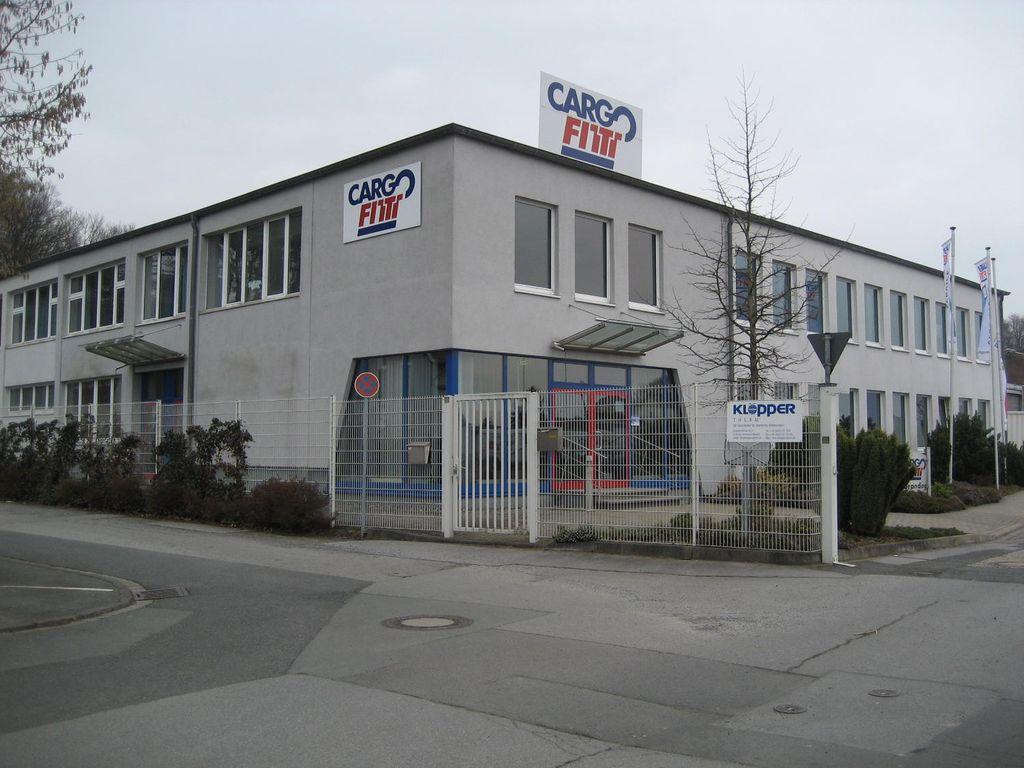 Bürogebäude T1/2