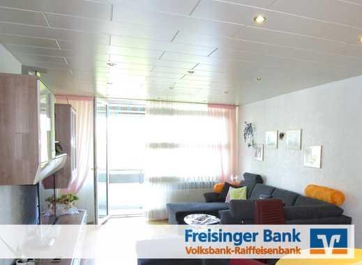 Geräumige und helle 3-Zimmer-Wohnung mit Balkon