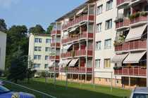 Ideale Singlewohnung mit Balkon