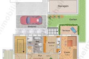 4 Zimmer Wohnung in Bamberg