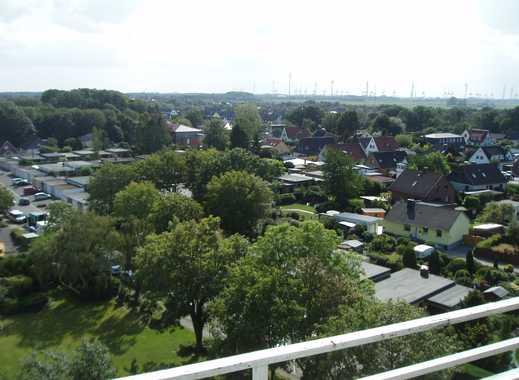 Über den Dächern von Langen im Wohnpark Friedrichsruh