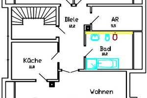 3.5 Zimmer Wohnung in Saarlouis (Kreis)