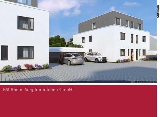 Nur noch ZWEI Häuser frei - Neubau von 8 Einfamilienhäusern in Königswinter-Uthweiler!